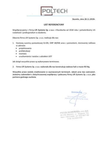 Referencje-PolTech-1