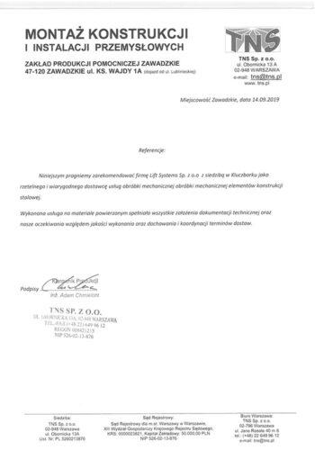 Referencje-TNS-Zawadzkie-1