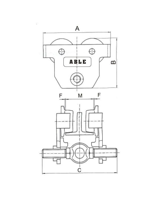 able-pt-ii-wozek-jezdny-z-napedem-recznym2